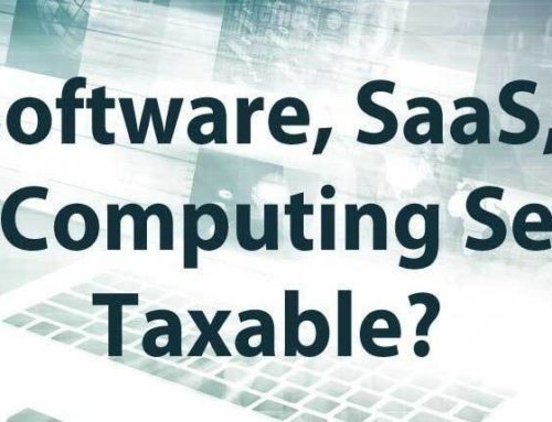 Sales Tax on Computer Software and Services in US States